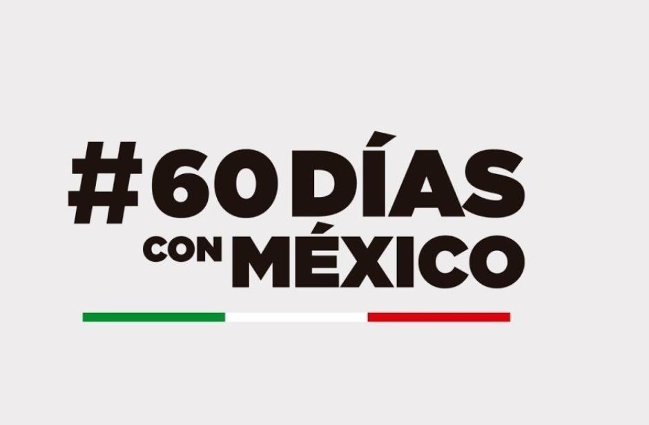 60 días por México