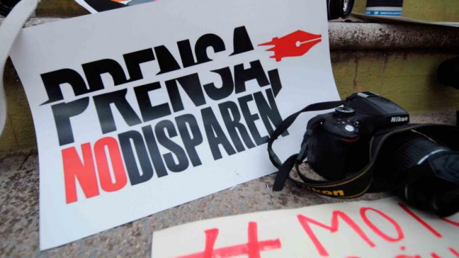 Proteger periodistas, la promesa incumplida