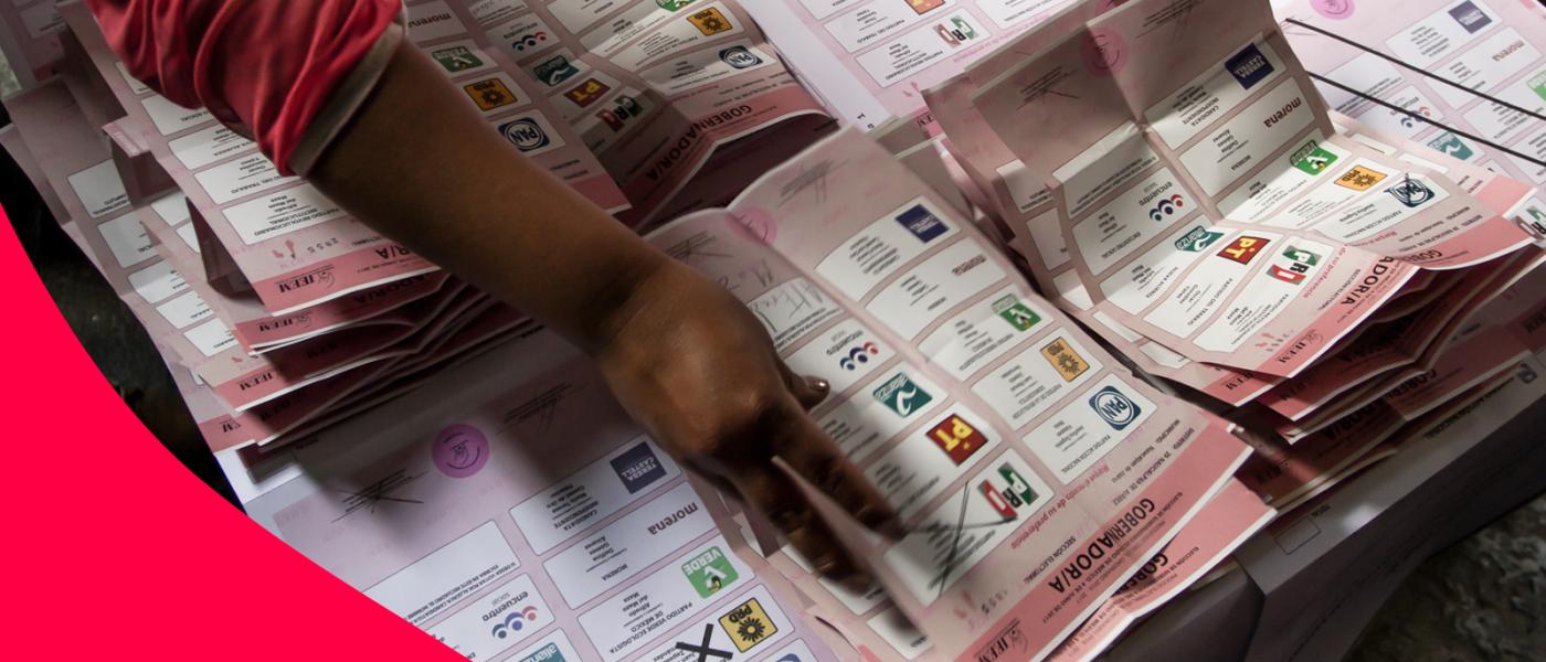 #EstoSíPasó: Usuarios ofrecen su voto en Internet a cambio de 3 mil pesos