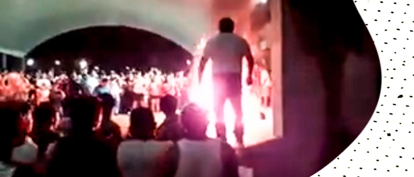 Lo que sabemos sobre un linchamiento que ocurrió en Tabasco en medio de gritos a favor de Morena