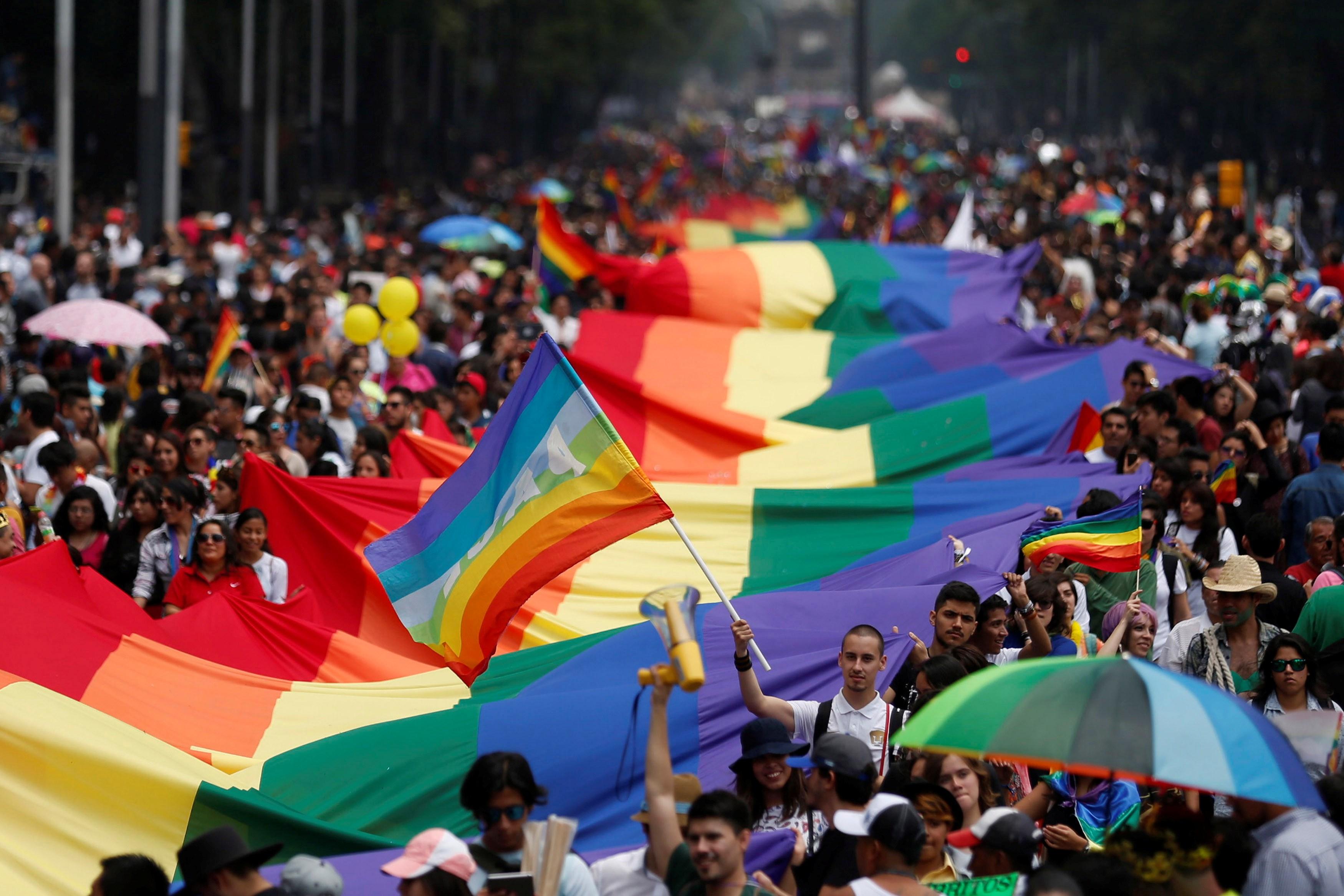 LGBTI, la comunidad más vulnerable de Latinoamérica