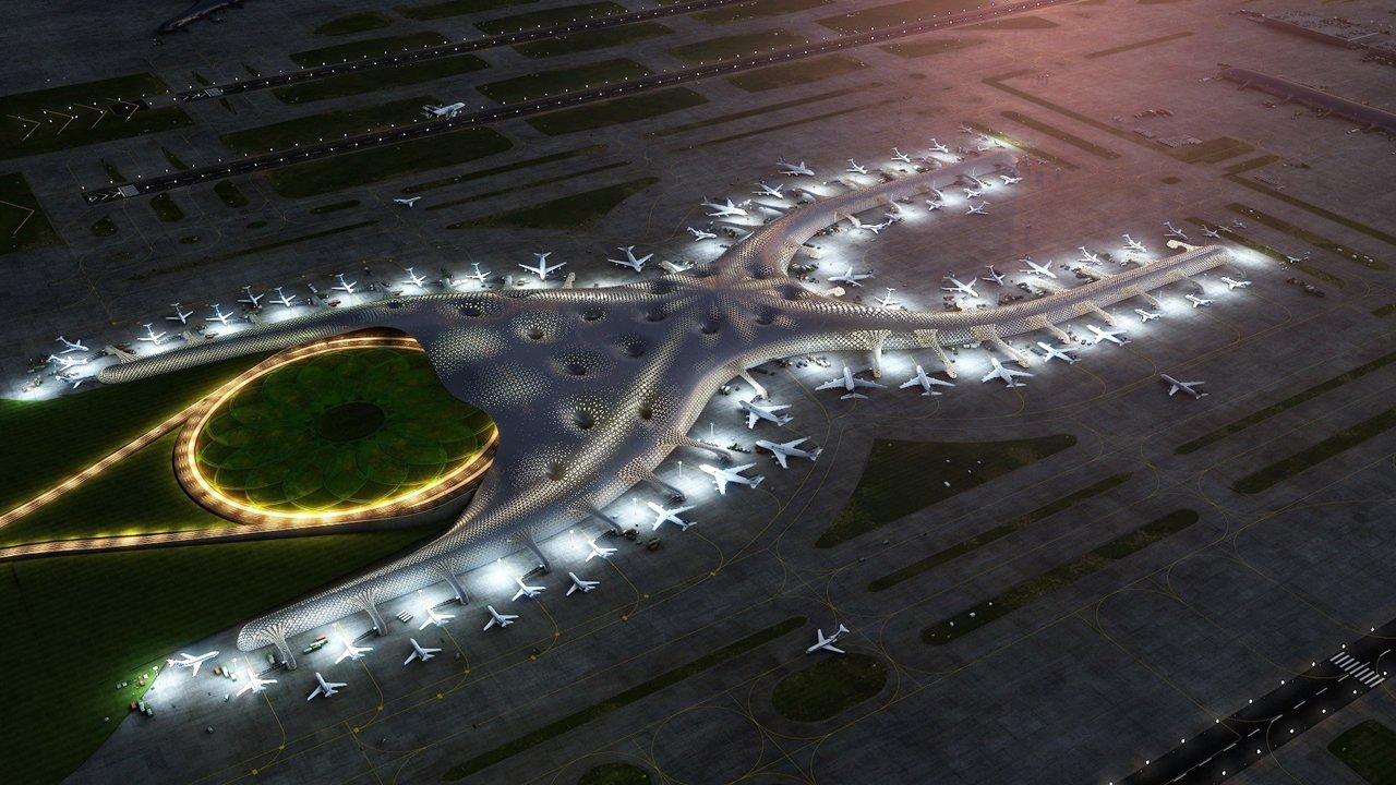 Cuánto se ha gastado, y cuál es el esquema de financiamiento del Nuevo Aeropuerto