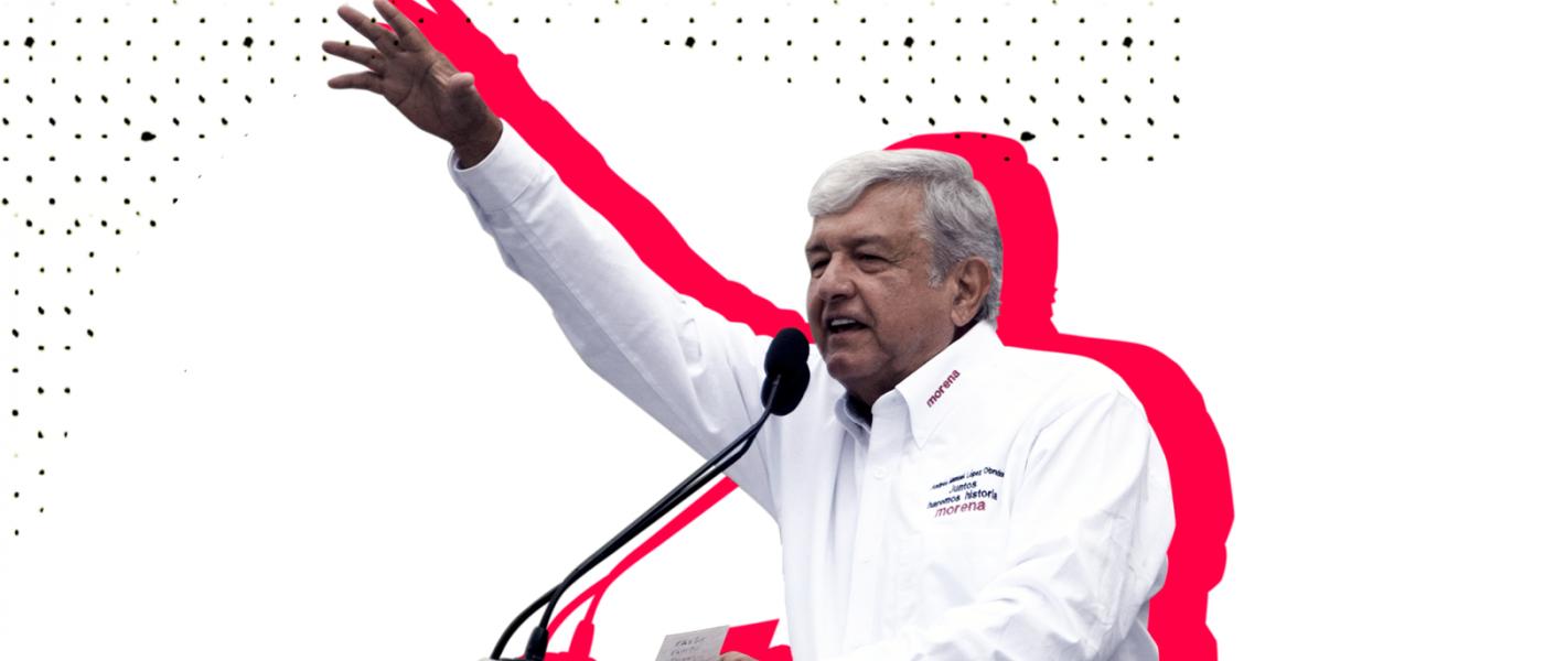 #OxfamVerifica Las propuestas de López Obrador para los jóvenes, ¿son viables?