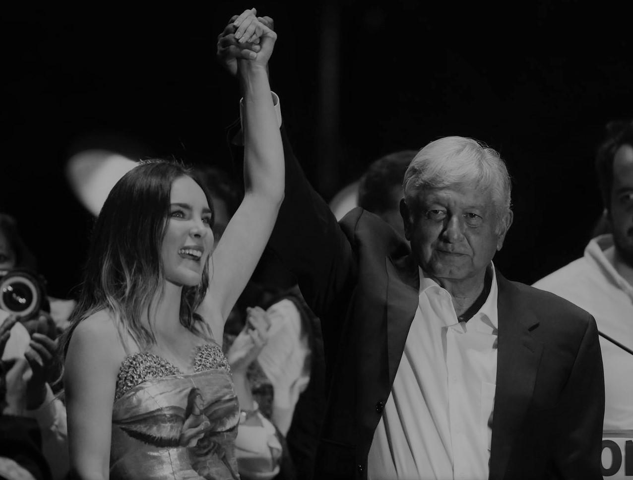 Falsas las facturas que supuestamente recibió Belinda por apoyar a Andrés Manuel López Obrador