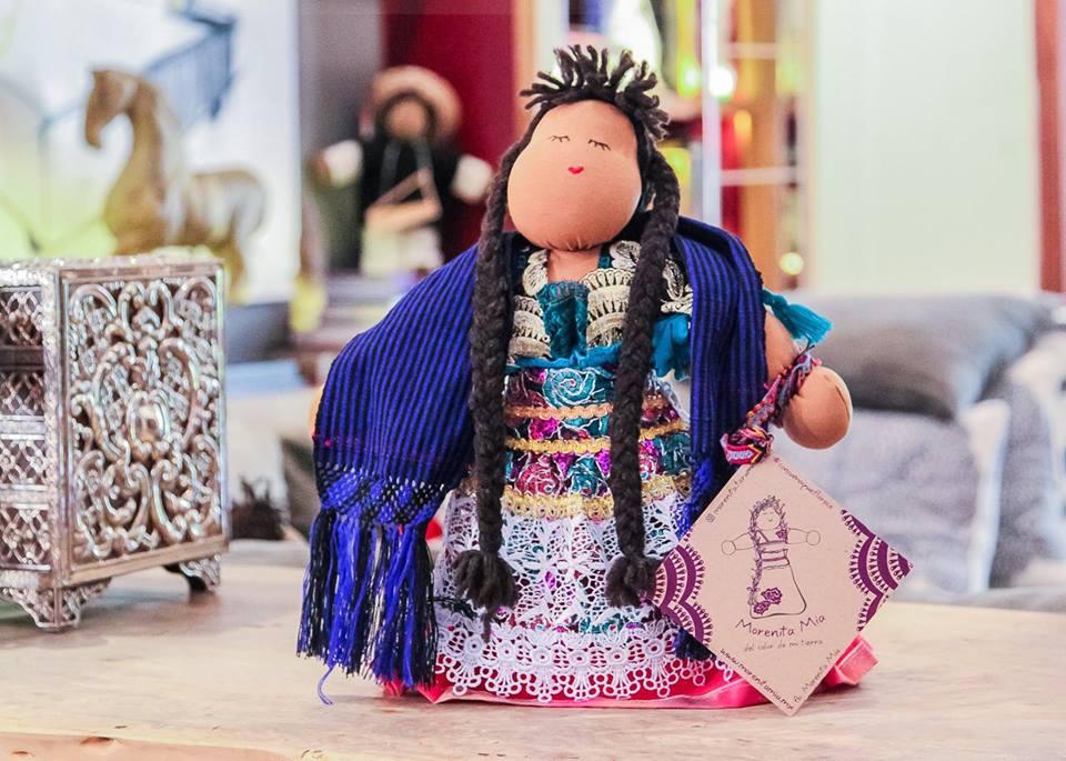 Morenita Mía: nuestra identidad en una muñeca