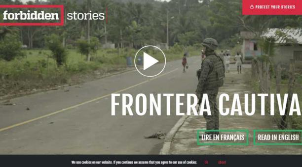 ¿Qué hay detrás del asesinato de los periodistas en la frontera caliente de Colombia y Ecuador?