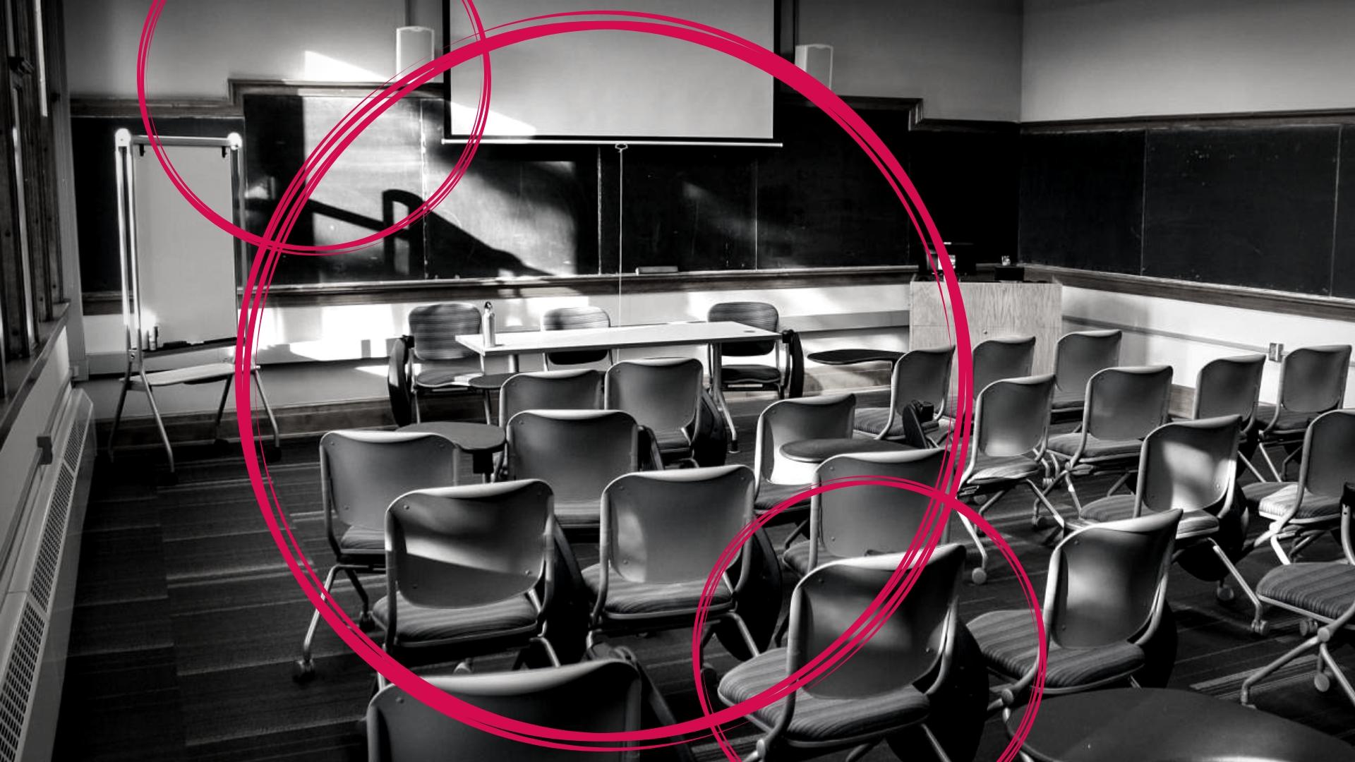 Urgente transformar las aulas