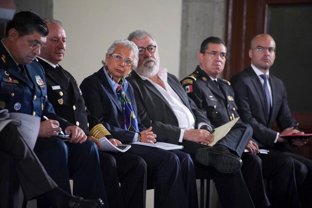Funcionarios acaparan discurso en La Mañanera