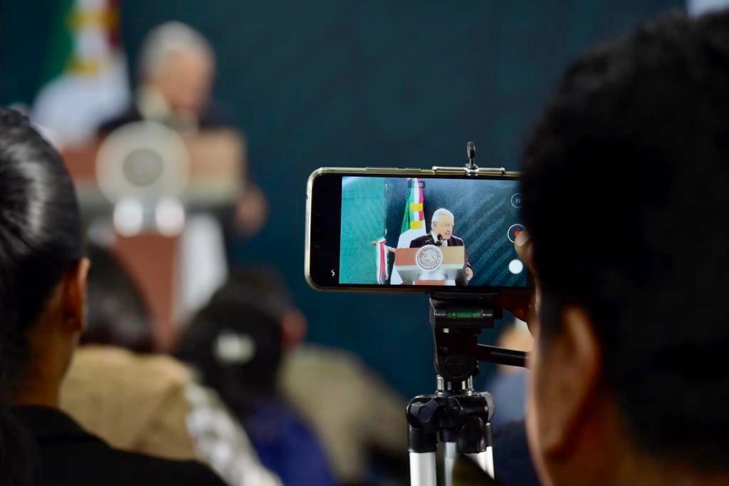 López Obrador y sus mañaneras del 14 al 18 de octubre
