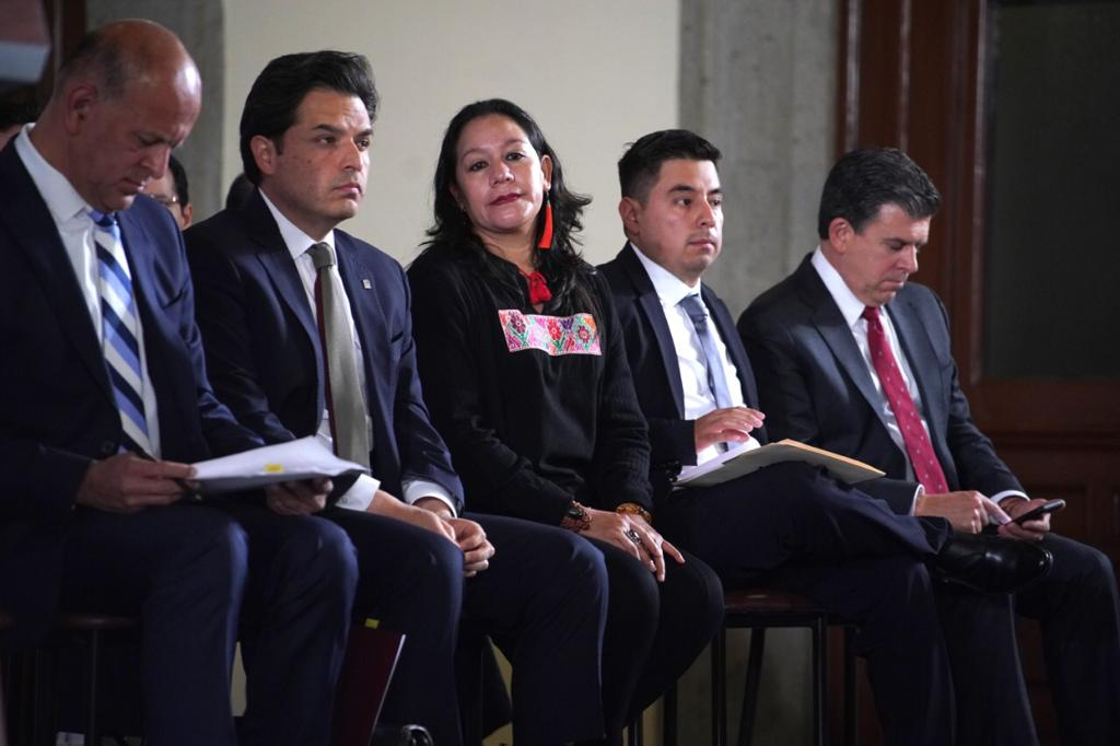 Análisis del discurso de los funcionarios en la Mañanera