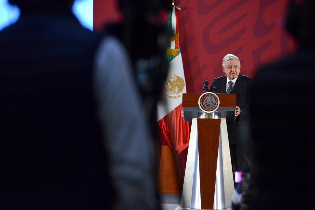 Las Mañaneras de López Obrador: del 4 al 8 de noviembre