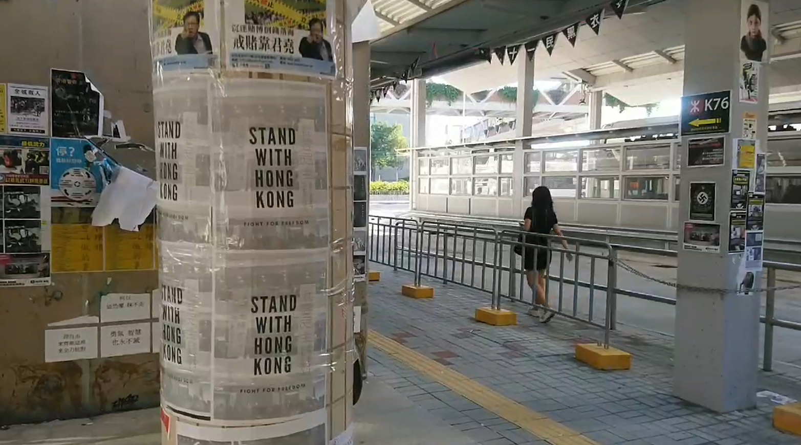 In Hong Kong, disinformation and fact-checking in the midst of fire