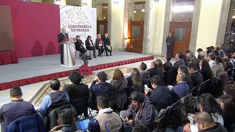 Análisis al discurso de funcionarios en la Mañanera: 9 al 13 de diciembre