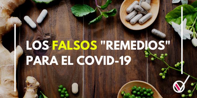 remedios covid19 verificado