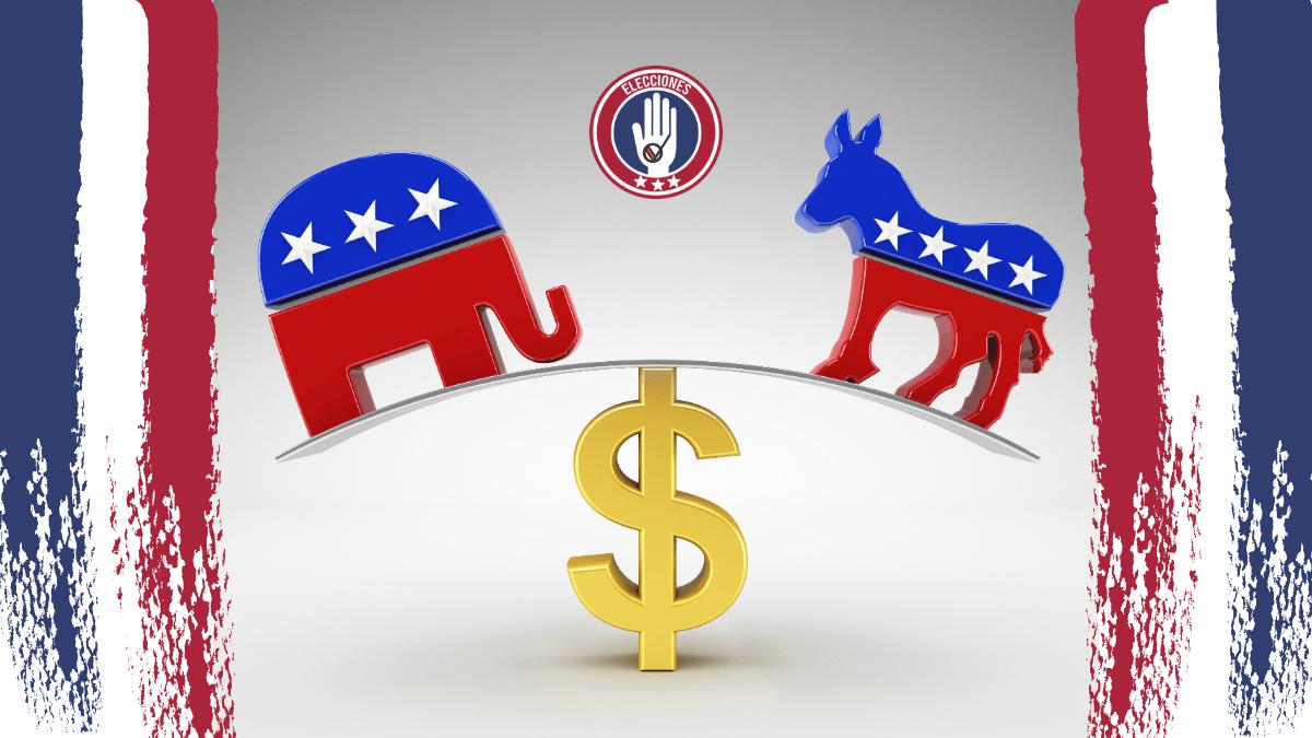 El dinero de la campaña electoral: ¿cuál es la diferencia entre México y Estados  Unidos?