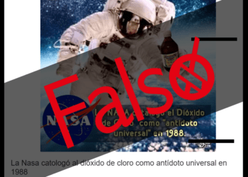 NASA Dioxido FALSO