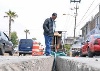 Instalación de Fibra Óptica propia en el municipio de Nezahualcóyotl (Marzo de 2017)
